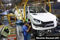 خط تولید ۲۰۶ در ایرانخودرو: سال ۲۰۱۴