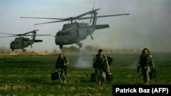 Ауғанстандағы АҚШ әскерилері (Көрнекі сурет).
