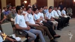 احتفالية اسبوع الشباب العراقي