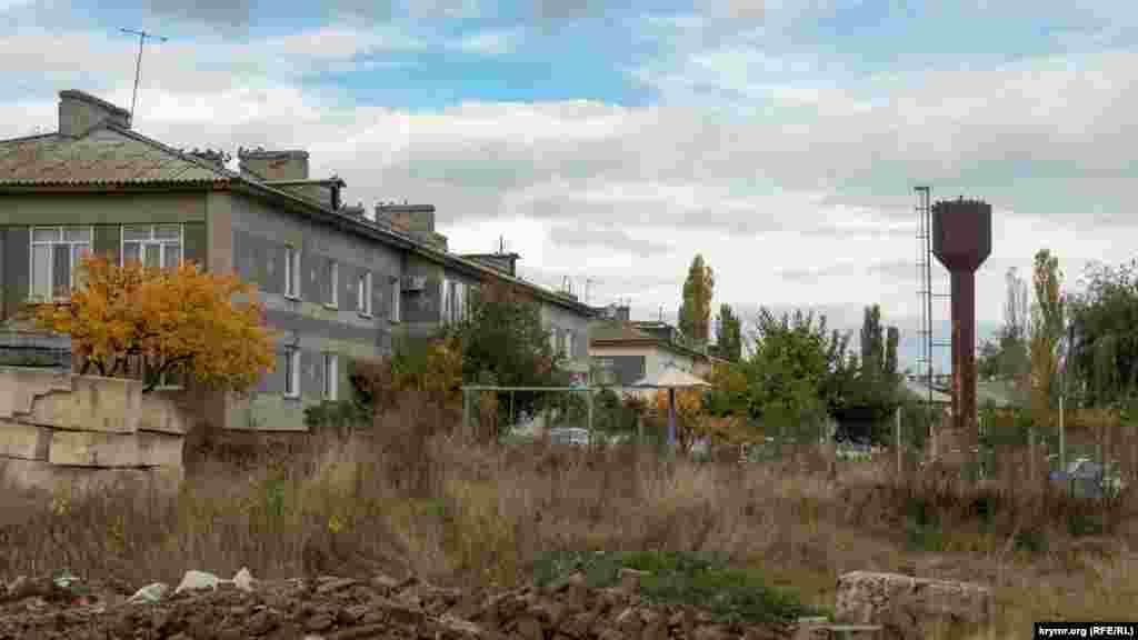 Водонапірна вежа в районі вулиці Київської давно без води