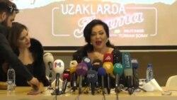 Türkan Şoray Bakıda filmini təqdim etdi