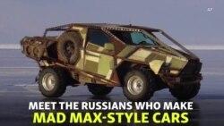 Mad Max On Ice