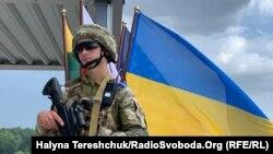 В Україні на Яворівському полігоні тривають військові навчання «Три Мечі 2021»