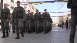 Kosovo Celebrates Independence Day With Parade