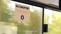 Moldovenii despre combaterea corupției