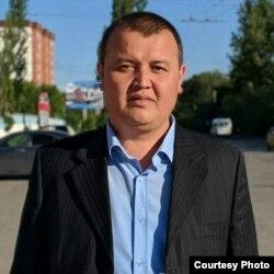 Тимур Козукулов.