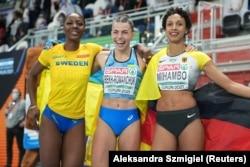 Ще одну золоту нагороду на чемпіонаті Європи виборола Марина Бех-Романчук