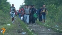 Апели за помош на Македонија и Грција за мигрантите