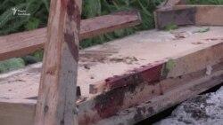 Внаслідок обстрілів Авдіївки загинули мирні жителі (відео)