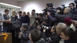 Navalny Gets Suspended Sentence, Calls For Protests