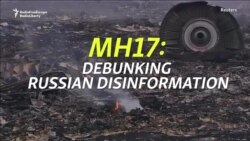 MH17: Debunking Russian Disinformation