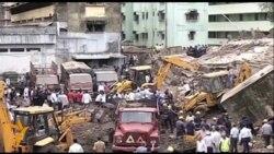 Руйнування будинку у Мумбаї: до півсотні людей опинилися під завалами