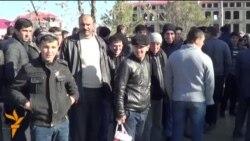 YENİLƏNİB: «Siyəzən Broyler» işçilərinin etiraz aksiyası