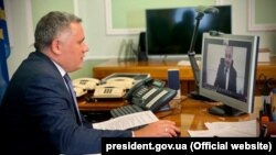 Ігор Жовква веде переговори з Якубом Кумохом