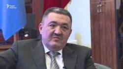 Мэр Ибраимов о личной жизни и политике
