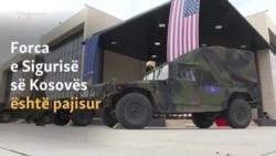 FSK pajiset me Humvee