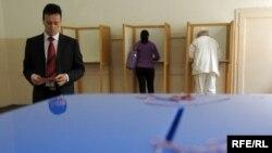 Lokalni izbori u Crnoj Gori, 23.05.2010. Foto: Savo Prelević