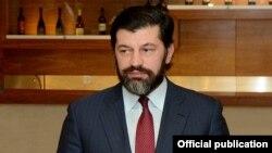 Georgian Energy Minister Kakha Kaladze (file photo)