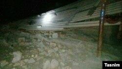 Երկրաշարժի պատճառած ավերածությունները Իրանում, 13-ը նոյեմբերի, 2017թ․