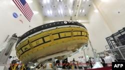 پروژه الدیاسدی، «بشقاب پرنده» ناسا که روز هفتم تیر ۹۳ آزمایش شد.
