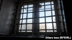 Тюремная камера в Казахстане. Иллюстративное фото.