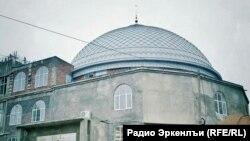 """Махачкалинская мечеть """"Тангъим"""""""