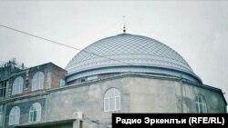 Одна из мечетей Махачкалы
