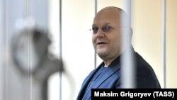 Александр Дрыманов на суде