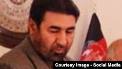 د انتخاباتو کمېسون رئیس نجیب الله احمدزی