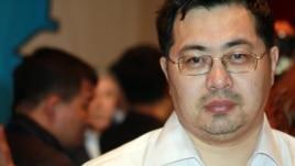 Шағымданушы Ермек Нарымбаев.