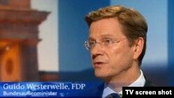 Министр иностранных дел Германии Гида Вестервелле