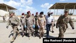 Ofițerii de stat major se vor alătura camarazilor din NATO și Coaliția Globală pentru a sprijini efortul de consolidare a structurilor de securitate irakiene.