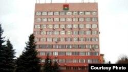 Брянск. Здание городского совета.