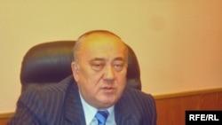 Дүниежүзі қазақтары қауымдастығы Төралқа төрағасының бірінші орынбасары Талғат Мамашев.