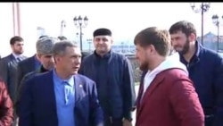 Миңнеханов Грозныйда