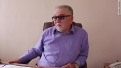 Глава администрации поселка Анатолий Нестеренко о мире