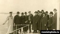 Мужcкая и женская мода в России 100 лет назад