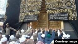 Кааба – мусульманская святыня в Мекке.