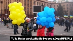Дніпропетровськ, центр міста, квітень 2015 року