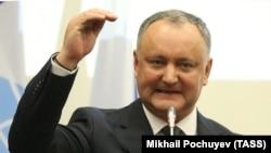 Președintele Igor Dodon la Moscova