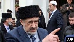 Рефат Чубаров, председатель меджлиса крымских татар