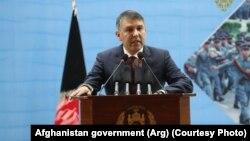 مسعود اندرابی، وزیر داخله افغانستان