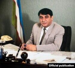 Козим Тўлаганов Тошкент шаҳрига 1994-2001 йилларда ҳокимлик қилган