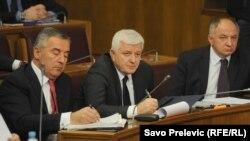 Drugi dan rasprave o povjerenju Vladi, foto: Savo Prelević