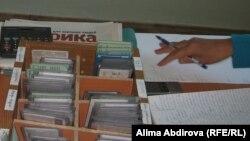 Ақтөбе облысының әкімдігіндегі азаматтардың жеке құжаттары. Ақтөбе, қыркүйек 2010 жыл.