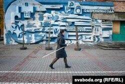 """Будынак былога кінатэатру """"Космас"""" становіцца аўтасэрвісным цэнтрам"""