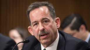 """""""Whenever we've detected that there may be a potential for moving away from the commitments, we've engaged with our Iranian counterparts, and they've addressed those concerns every single time,"""" said Stephen Mull of the U.S. State Department. (file photo)"""