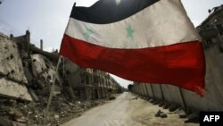 Ilustrim me pamje arkivi nga Siria
