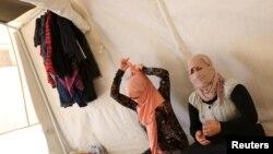 Gratë Yazidi në Irak