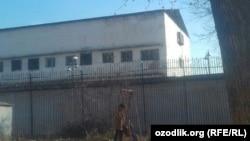 Здание СИЗО № 1 в Ташкенте, известное как Таштюрьма.